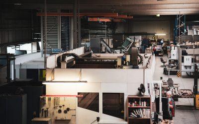 Investition Maschinenpark: Schneidanlage